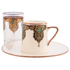 Rumi Kahve Takımı